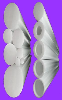 Extruded PTFE